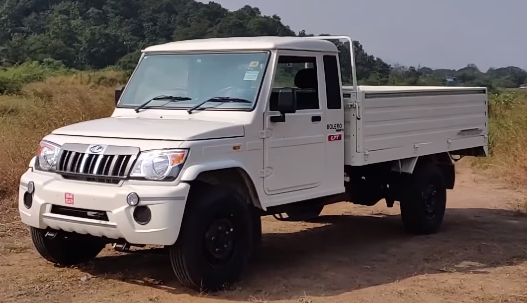 Mahindra Bolero Pickup 1 7 Bs6 Launched Detailed Overview